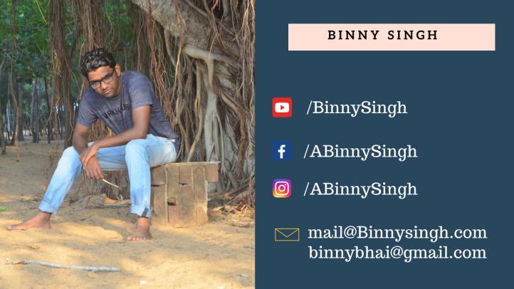 Binny Singh